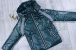 Детские демисезонные куртки р.104-128  2158-4