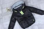 Детские двухсторонние демисезонные куртки р.98-128  45502-1