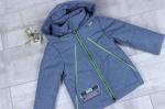 Детские демисезонные куртки р.122-152  825-1