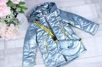 Детские демисезонные куртки р.122-140  2117-1-3