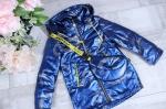 Детские демисезонные куртки р.122-140  2117-1-4