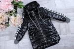 Детские демисезонные куртки р.116-140  W2133-1
