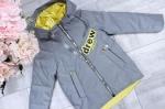 Детские демисезонные куртки р.134-158  2117-3