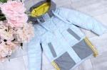 Детские демисезонные куртки р.122-146  2101-2