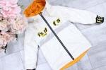 Детские двухсторонние демисезонные куртки 128-152 2141-1-1