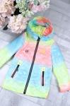 Детские демисезонные куртки р.122-146  B-107-1