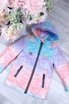 Детские демисезонные куртки р.122-146  B-107-2