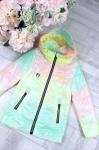 Детские демисезонные куртки р.122-146  B-107-3