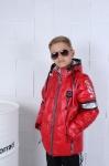 Детские демисезонные куртки отстегной рукав рр.128-152 Wk2119-3