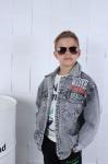 Детские джинсовые курткии р.150-180  8005-2