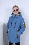 Детские демисезонные куртки р.122-146  G12-2