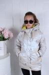 Детские демисезонные куртки р.140-164 2103-1
