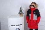 Зимняя детская куртка рр. 128-152 WK21831-5