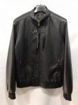 Мужская куртка кожзам K-113-1