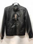 Мужская куртка кожзам K-113-4