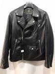 Мужская куртка кожзам 9015-1