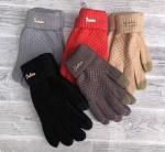 Женские двойные сенсорные перчатки