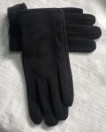 Мужские перчатки трикотаж/начес