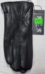 Мужские перчатки кожа/махра 2-6