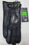 Мужские перчатки кожа/махра 20-7-3