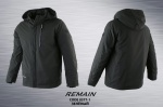 Мужские демисезонные куртки Батал REMAIN 8377-2