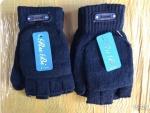 Мужские варежки-перчатки