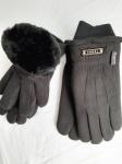 Мужские перчатки флис/мех