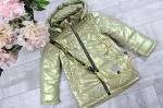 Детские демисезонные куртки р.122-140  2117-1-2