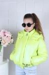 Детские демисезонные куртки р.134-164  45493-1-2