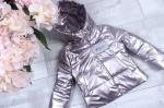 Детские демисезонные куртки р.104-128  45483-4