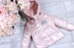Детские демисезонные куртки р.104-128  45483-5