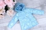 Детские демисезонные куртки р.80-104 2109
