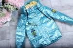 Детские демисезонные куртки р.134-158 1240
