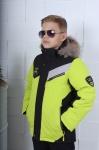 Зимняя детская куртка рр. 110-134 608-1