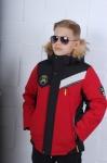 Зимняя детская куртка рр. 110-134 608-3