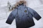 Зимняя детская куртка рр. 116-140 21-36-2