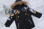 Зимняя детская куртка рр. 98-122 216-1