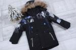 Зимняя детская куртка рр. 98-122 216-3