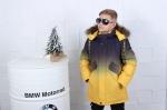 Зимняя детская куртка рр. 134-158 YX2190-1