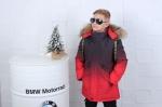 Зимняя детская куртка рр. 134-158 YX2190-2