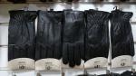 Мужские перчатки кожа/вязка А230