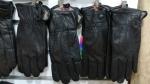 Мужские перчатки кожа олень/вязка А880