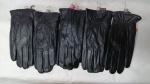 Мужские перчатки кожа/плюш А50