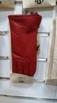 Женские перчатки кожа/махра А101-6
