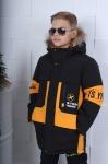 Зимняя детская куртка рр. 128-152 7-177-2