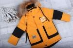 Зимняя детская куртка рр. 92-116 YY8318-1