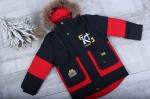 Зимняя детская куртка рр. 92-116 YY8318-2