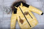 Зимняя детская куртка рр. 116-140 M379-1