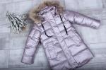 Зимняя детская куртка рр. 116-140 M666-4