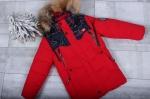 Зимняя детская куртка рр. 128-152 WK21811-1
